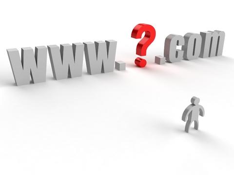 域名注册类型