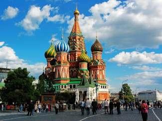俄罗斯、圣彼得堡莫斯科三飞八日品质游