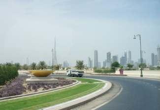 马尔代夫、迪拜7天自由行参考行程
