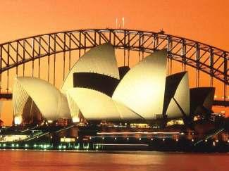 澳大利亚、新西兰超值十一日游(炫彩系列)