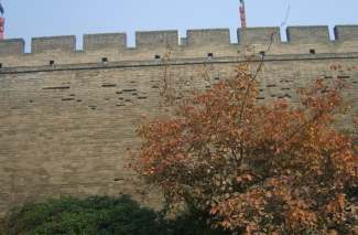 西安大明宫、兵马俑、延安、壶口高铁五日游