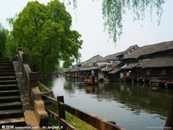 华东杭州 乌镇西栅、西塘、西溪湿地双卧五日