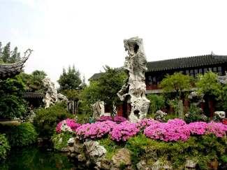 超值:华东五市+两大园林+双水乡(乌镇、西塘)双卧七日游