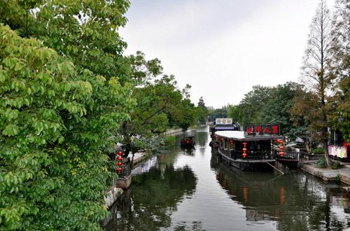 杭州悠哉之旅:杭州西塘乌镇纯玩五日游