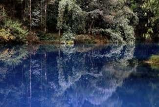 贵州黄果树天星桥陡坡塘青岩古镇湿地公园天河潭西江苗寨双卧七日游