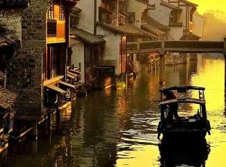 品质纯玩:五市+灵山圣境+绍兴+乌镇双卧七日游