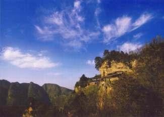 神农架、武当山单动六日游