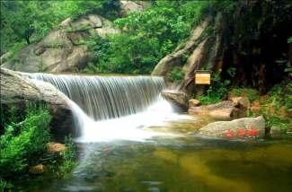 石人山大峡谷漂流、龙潭峡、画眉谷两日游