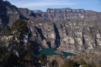 龙潭峡大峡谷一日游