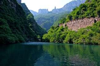 关山漂流一日游