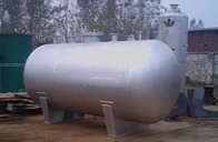 锅炉储气罐