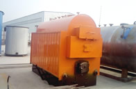 DZH型系列燃煤手烧锅炉