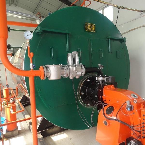WNS天燃气蒸汽锅炉