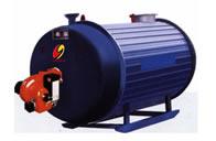 卧式燃气导热油锅炉